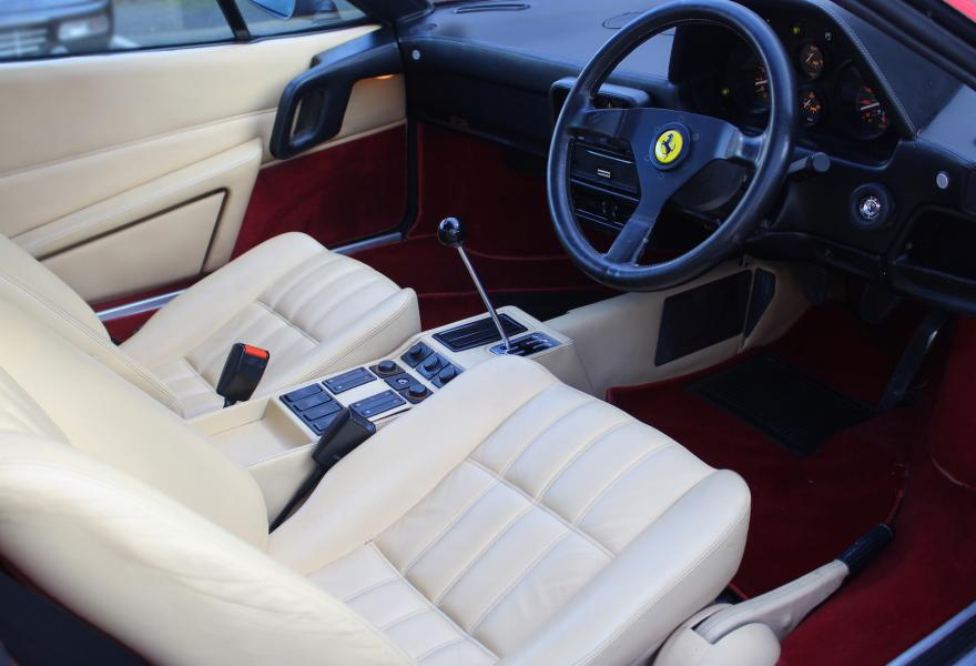 right hand drive ferrari 328 gtb for sale