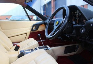 original right hand drive ferrari 328 gtb