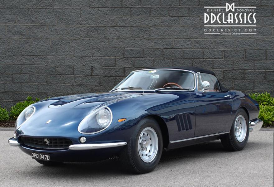 1966 Ferrari 275 GTB NART Spyder (LHD) for sale in London