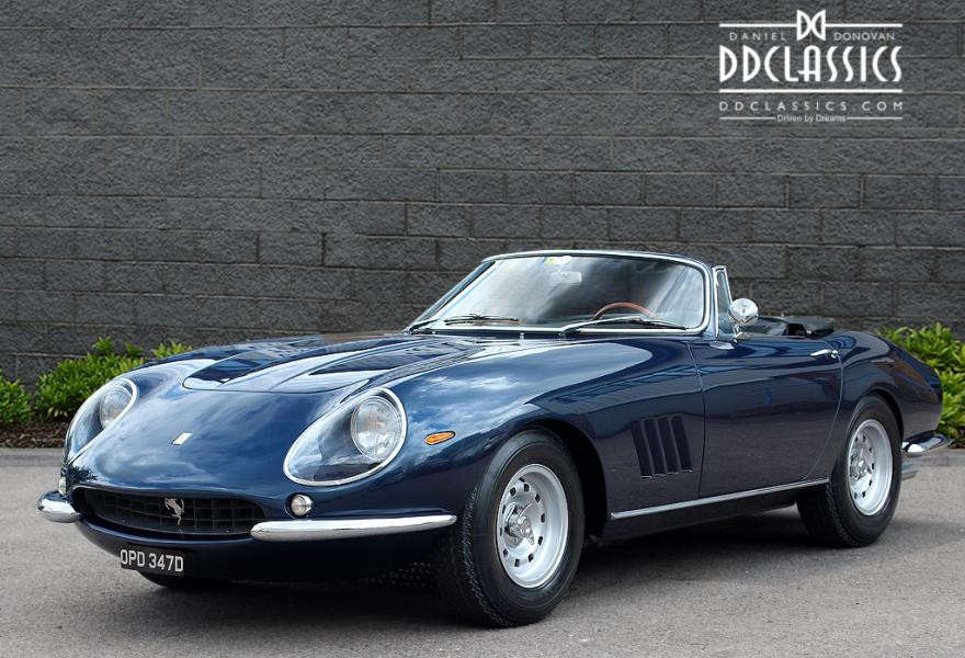 ferrari275 GTB NART spyder for sale