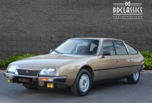 1979 Citroen CX 2400 GTI (LHD) for sale in London