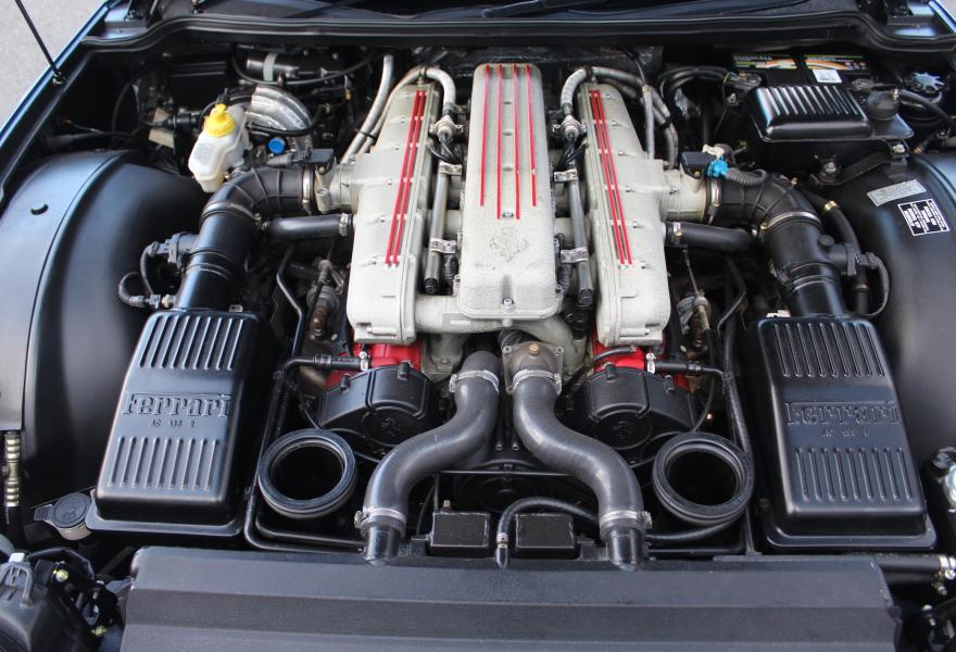 ferrari 550 barchetta engine