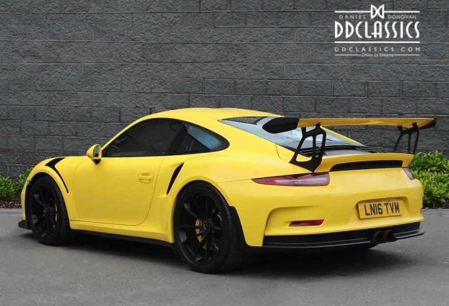 2016 Porsche 911 (991) GT3 RS (RHD) for sale in London