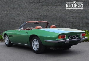 1971 Maserati Ghibli 4.9 SS Spyder (LHD) for sale in London