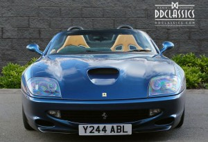 2001 Ferrari 550 Barchetta (RHD) for sale in London