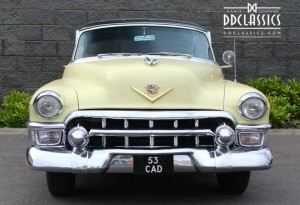 1953 Cadillac Coupe de Ville (LHD) for sale in London
