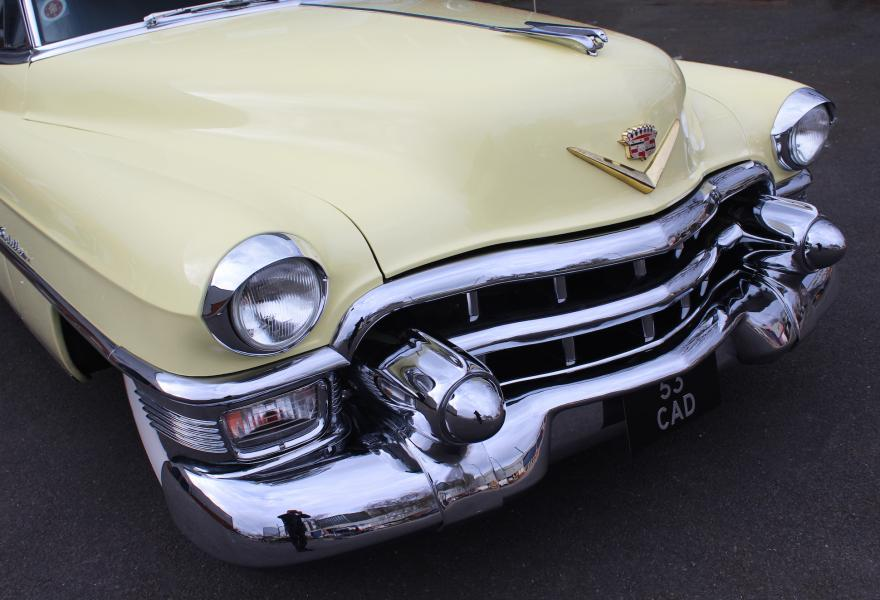 cadillac bumpers for sale