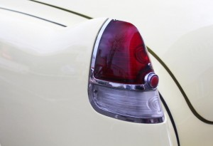 cadillac rear light petrol cap