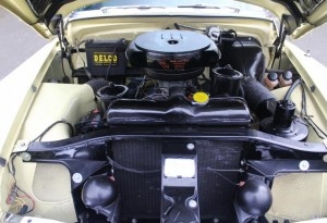 1953 cadillac engine