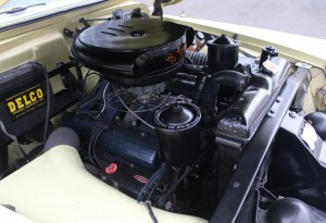 cadillac coupe de ville engine