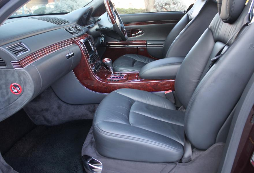 luxurious maybach 62 for sale