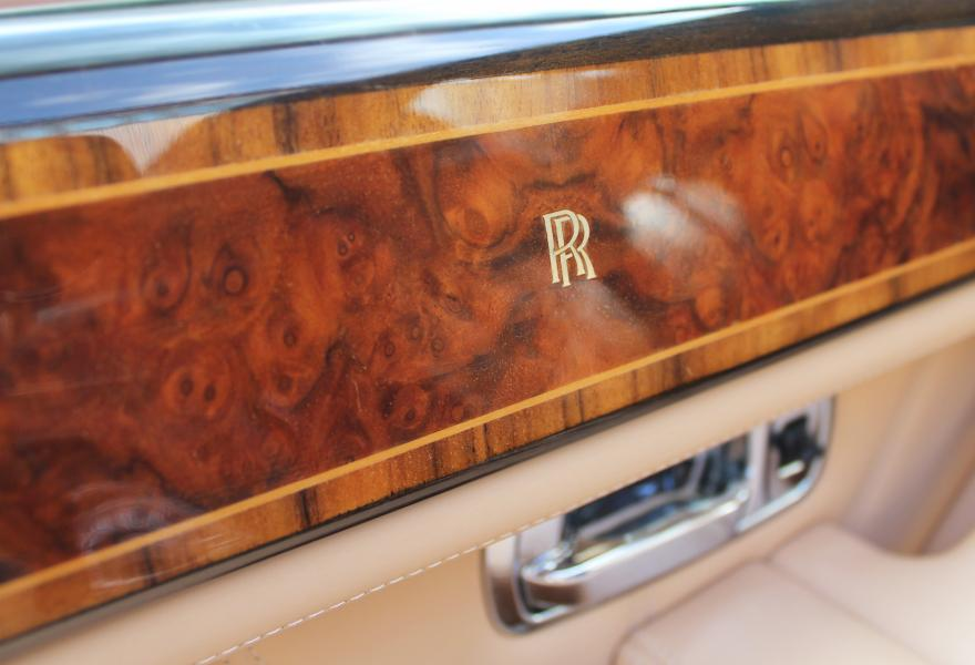 rolls-royce inlays