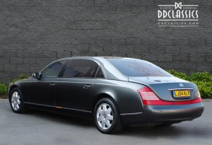 2004 Maybach 62 (RHD) for sale in London