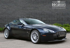 2006 Aston Martin V8 Vantage - Chassis Number #001 (LHD) for sale in London