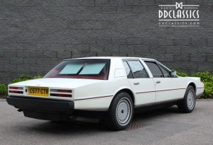 1985 Aston Martin Lagonda Series 2 (LHD) for sale in London