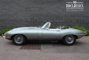 1967 Jaguar E-Type Series 1 4.2 Litre Roadster (RHD) for sale in London