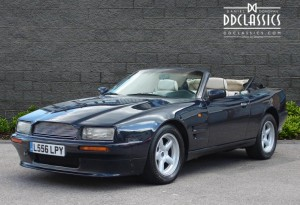 1994 Aston Martin Virage Volante (LHD) for sale in London