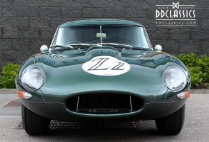 1963 Jaguar E-Type Semi Lightweight (RHD) for sale in London