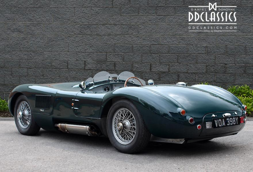 Jaguar c type price