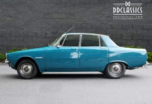 1970 Rover P6 3.5 Litre (RHD) for sale in London