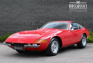 1971 Ferrari 365 GTB/4 Daytona (RHD) for sale in London