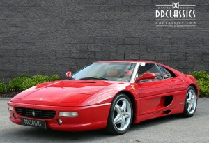 1998 Ferrari F355 F1 Berlinetta (LHD) for sale in London