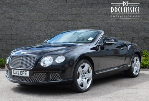 2012 Bentley Continental GTC (RHD) for sale in London