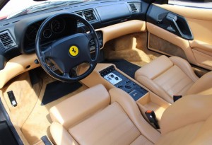 lhd ferrari 355 for sale in london