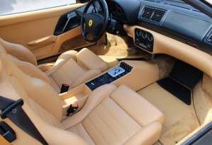 ferrari f355 interior picture