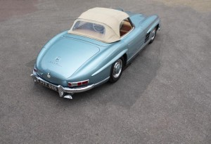 mercedes 300 sl convertible for sale