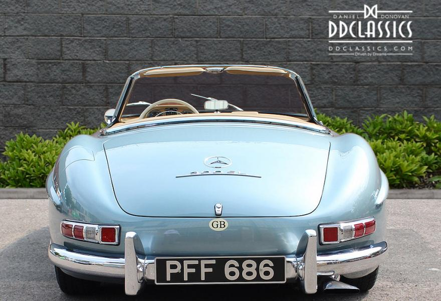 mercedes 300 sl concours standard for sale