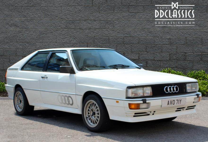 1983 Audi UR Quattro Turbo (RHD) for sale in London