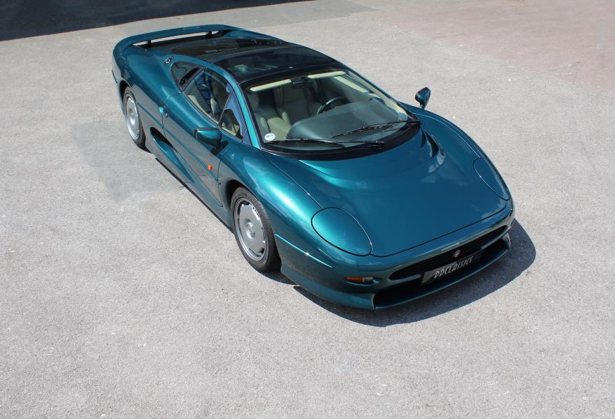 jaguar xj220 supercar for sale