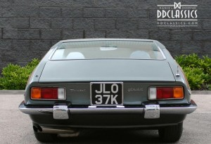 1972 Maserati Ghibli 4.7 Coupe (RHD) for sale in London