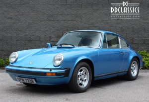 1977 Porsche 911 Carrera 3.0 (RHD) for sale in London