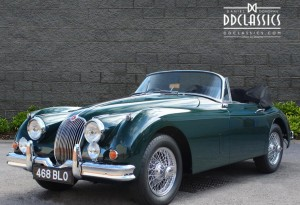 1960 Jaguar XK150 3.8 S Drophead Coupe (RHD) for sale in London