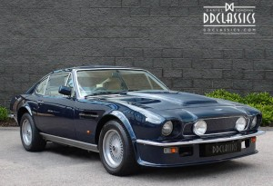 1988 Aston Martin V8 Vantage X-Pack (RHD) for sale in London