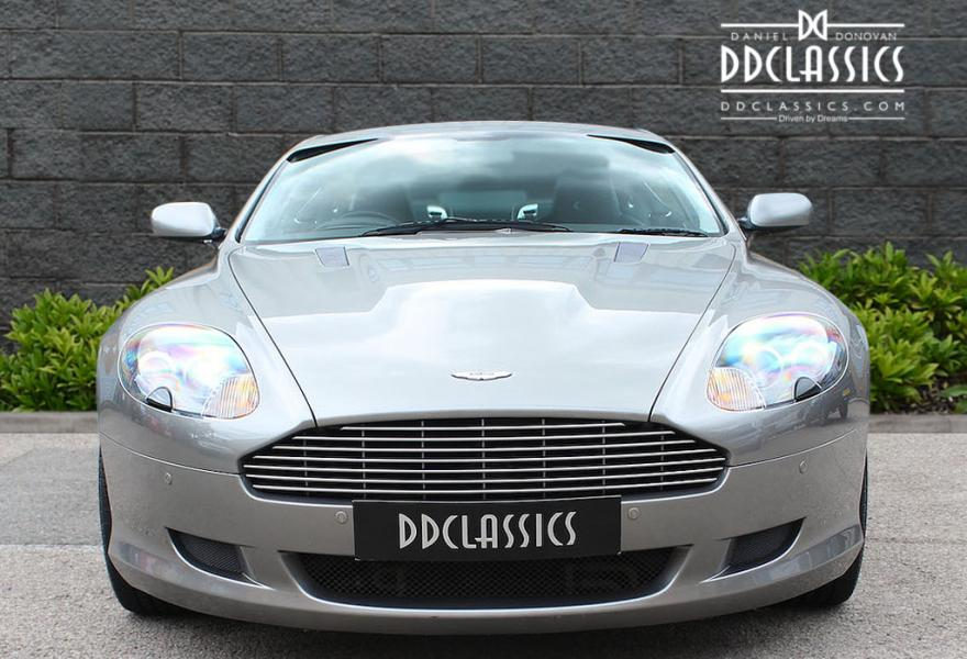 aston martin db9 with full service history for sale