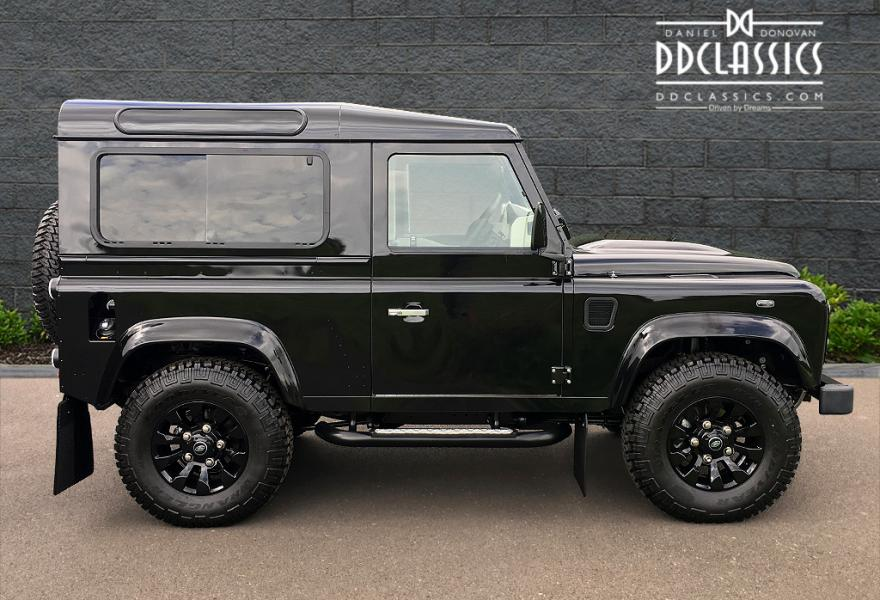 2015 Land Rover Defender 90 Autobiography (RHD) for sale in London
