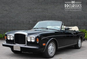 1991 Bentley Continental Mulliner Park Ward (LHD) for sale in London