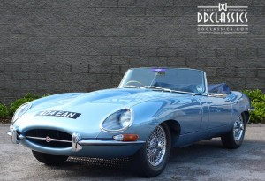 1964 Jaguar E-Type Series 4.2 Litre Roadster (RHD) for sale in London