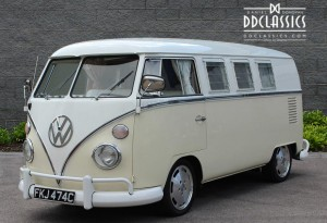 1965 Volkswagen Type 2 Kombi Camper (LHD) for sale in London