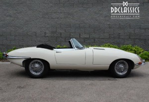 1967 Jaguar E-Type Series 4.2 Litre (RHD) for sale in London