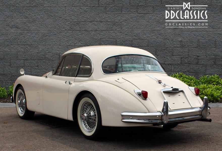 1959 Jaguar XK150 3.8 Fixed Head Coupe (LHD) for sale in London