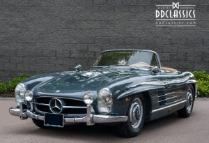 1962 Mercedes 300 SL Roadster Disc Brake (LHD) for sale in London