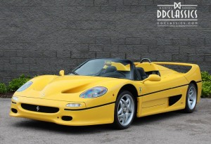 1997 Ferrari F50 (LHD) for sale in London