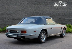 1975 Jensen Interceptor III Convertible (LHD) for sale in London