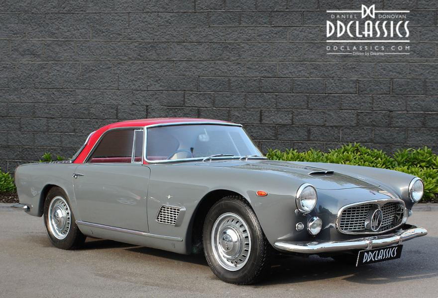 1960 Maserati 3500 GT (RHD) for sale in London