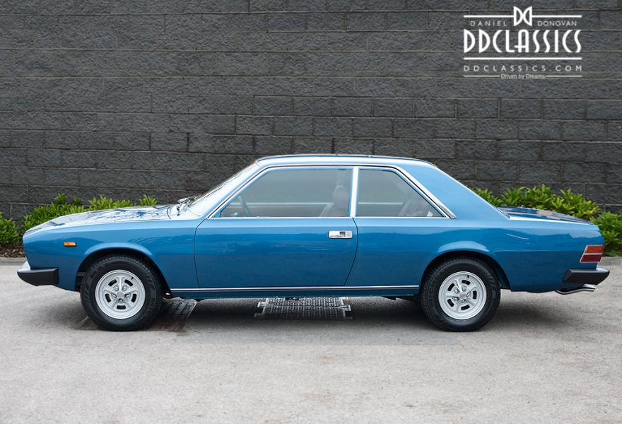1973 Fiat 130 Coupé (LHD) - For sale in London