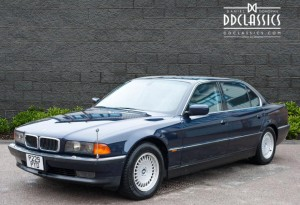 1997 BMW 750iL (RHD) - For sale in London